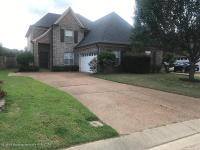 Southaven MS Single Family Home For Sale: $224,900