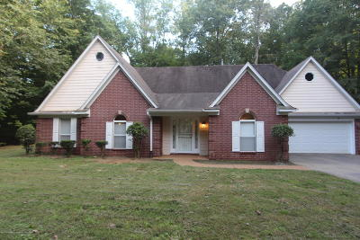 Southaven MS Single Family Home For Sale: $259,900