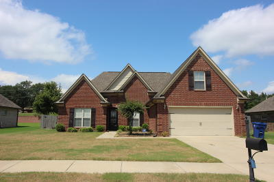 Horn Lake Single Family Home For Sale: 4930 Port Nicole Drive