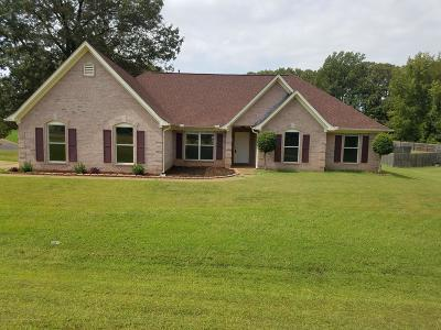 Horn Lake Single Family Home For Sale: 7731 Holly Ridge Drive