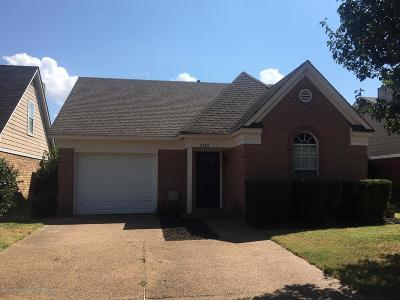 Horn Lake Single Family Home For Sale: 6783 Chase Cove