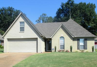 Olive Branch MS Single Family Home For Sale: $159,900