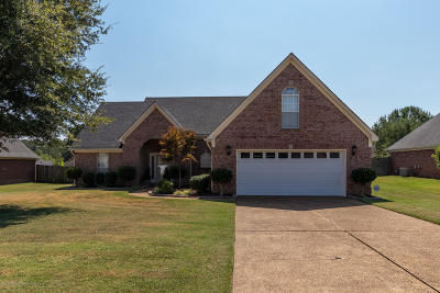 Southaven MS Single Family Home For Sale: $220,000