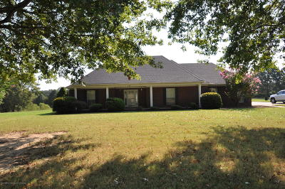 Olive Branch MS Single Family Home For Sale: $274,900