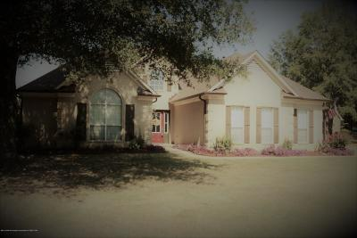 Olive Branch MS Single Family Home For Sale: $269,789