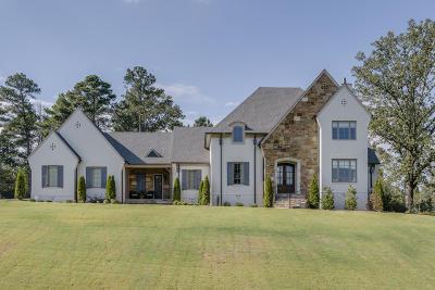 Hernando MS Single Family Home For Sale: $695,000