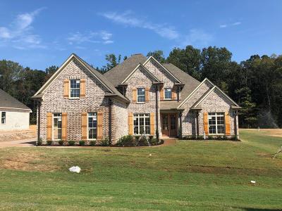 Nesbit MS Single Family Home For Sale: $352,900