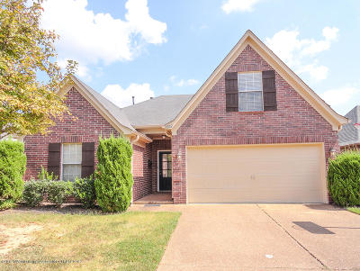 Southaven MS Single Family Home For Sale: $209,000