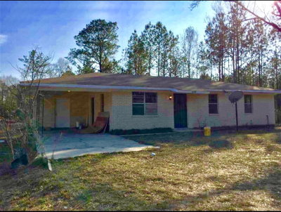 Wilkinson County Single Family Home For Sale: 10392 Highway 24 E
