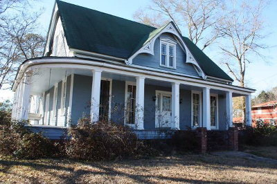 Amite County Single Family Home For Sale: 588 Union