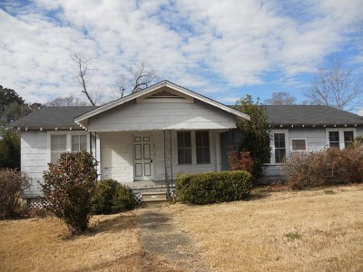 Amite County Single Family Home For Sale: 156 S Captain Gloster Drive