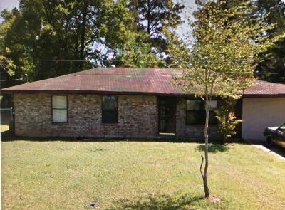 Amite County Single Family Home For Sale: 355 Tanyard Circle