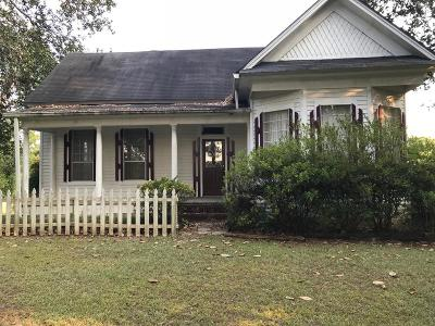 Amite County Single Family Home For Sale: 4732 Old McComb Liberty Road