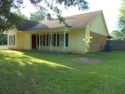 Amite County Single Family Home For Sale: 1001 E. West St