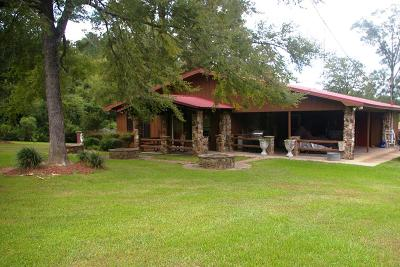 Amite County Single Family Home Contingency: 5432 Pecan Road