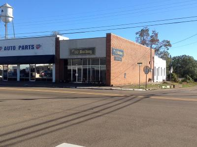 Amite County Commercial For Sale: 110 East Main Street