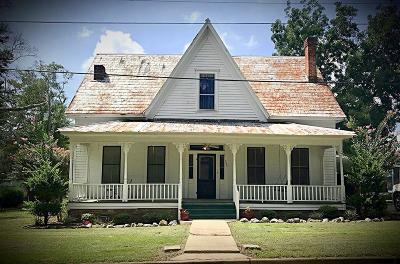 Amite County Single Family Home For Sale: 260 E. Walnut Street