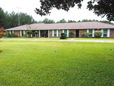 Amite County Single Family Home For Sale: 5527 Irene Rd
