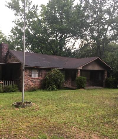 Amite County Single Family Home For Sale: 4181 Sterling Road