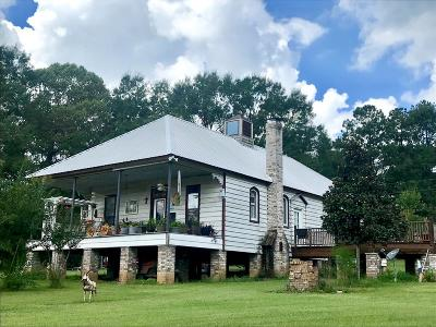 Amite County Single Family Home For Sale: 2432 McClendon Rd.