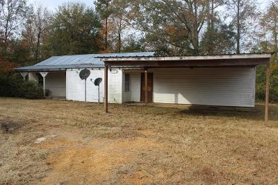 Amite County Single Family Home For Sale: 3007 Claude Smith Rd