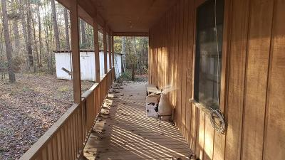 Amite County Single Family Home For Sale: 2580 Fox Road
