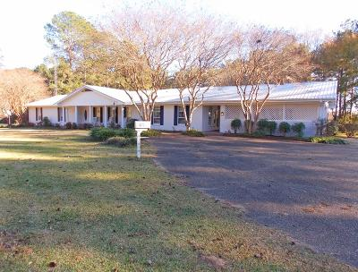 Amite County Single Family Home For Sale: 4160 Hwy 569 N