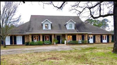 Amite County Single Family Home For Sale: 4695 Upper Glading