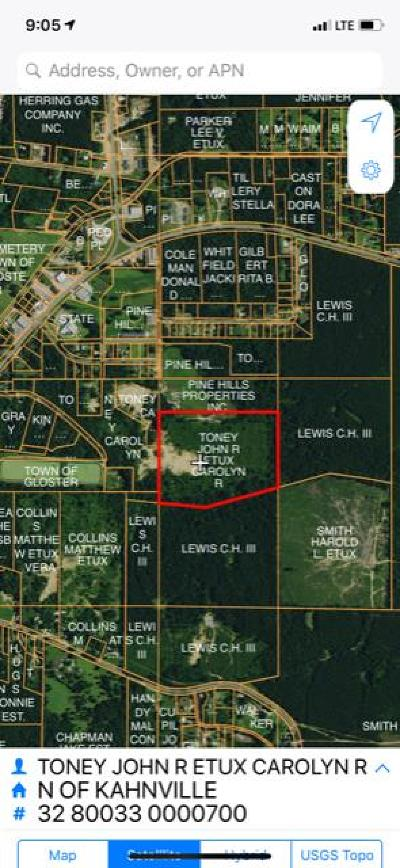 Amite County Residential Lots & Land For Sale: E Pearl St