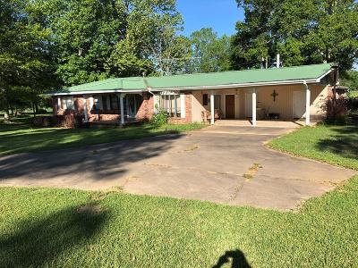 Amite County Single Family Home For Sale: 1887 Williams Road