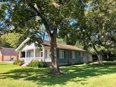 Wilkinson County Single Family Home For Sale: 211 N Lafayette St