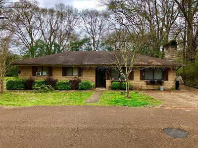 Amite County Single Family Home For Sale: 517 E. Florence St.