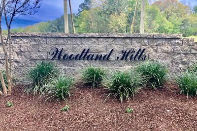 Natchez Residential Lots & Land For Sale: Woodland Hills 38 Lots