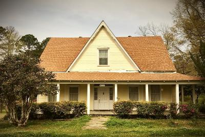 Amite County Single Family Home For Sale: 429 N. Old Jackson Rd