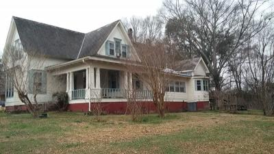 Amite County Single Family Home For Sale: 252 S. First St.