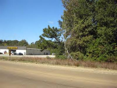 Wilkinson County Residential Lots & Land For Sale: 6.39 Ac Hwy 24