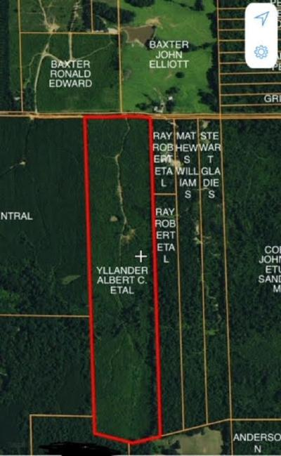 Amite County Residential Lots & Land For Sale: Baxter Rd