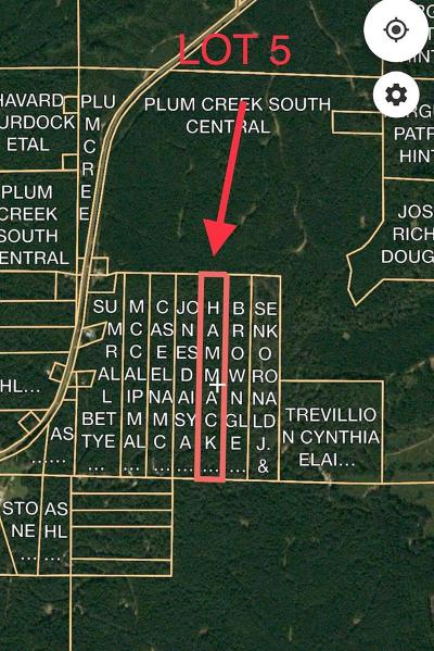 Woodville Residential Lots & Land For Sale: Lot 5 Hwy 563