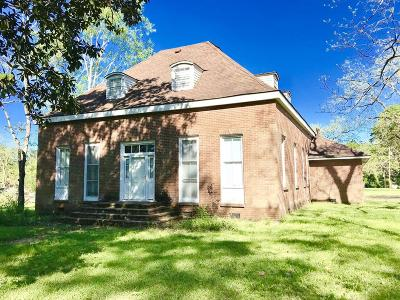 Amite County Single Family Home For Sale: 253 S. Second Street