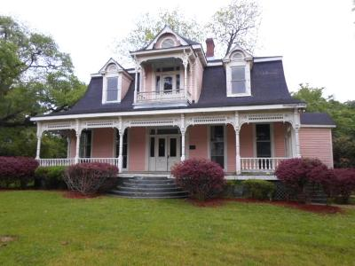 Wilkinson County Single Family Home For Sale: 348 College St