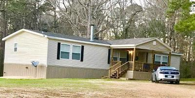 Amite County Single Family Home For Sale: New Hope Rd