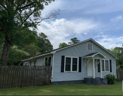 Amite County Single Family Home For Sale: 705 S Gordon St