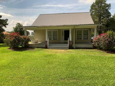 Amite County Single Family Home For Sale: 544 Liberty Road