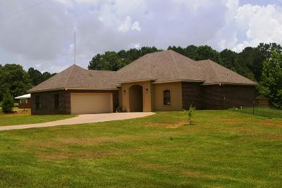 Amite County Single Family Home For Sale: 3603 Lower Liberty Gloster Rd