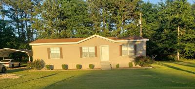 Amite County Single Family Home For Sale: 3750-A Winding Rd