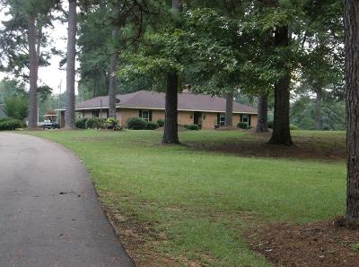 Amite County Single Family Home For Sale: 3112 Mt. Pleasant Road