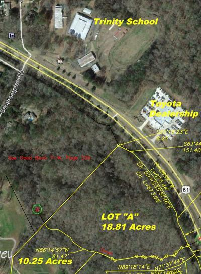 Adams County Residential Lots & Land For Sale: 00018 Highway 61 South