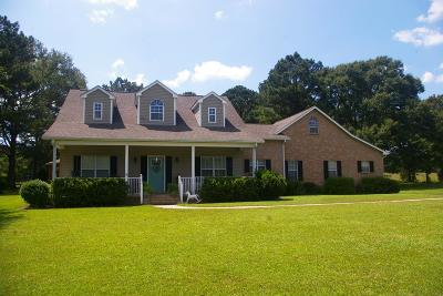 Amite County Single Family Home For Sale: 5589 Tangipahoa Road