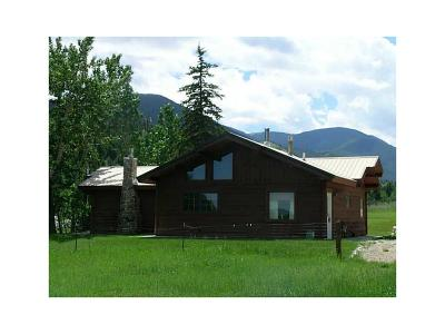 Red Lodge Single Family Home For Sale: 6495 Us Highway 212