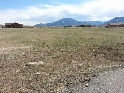 Red Lodge Residential Lots & Land For Sale: 3d Pepsi Drive
